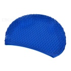Unisex Water Drop Partículas Piscina Hat - Azul