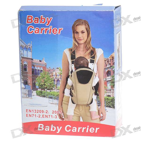 Multi-Position Infant Baby Harness Carrier - Random Color