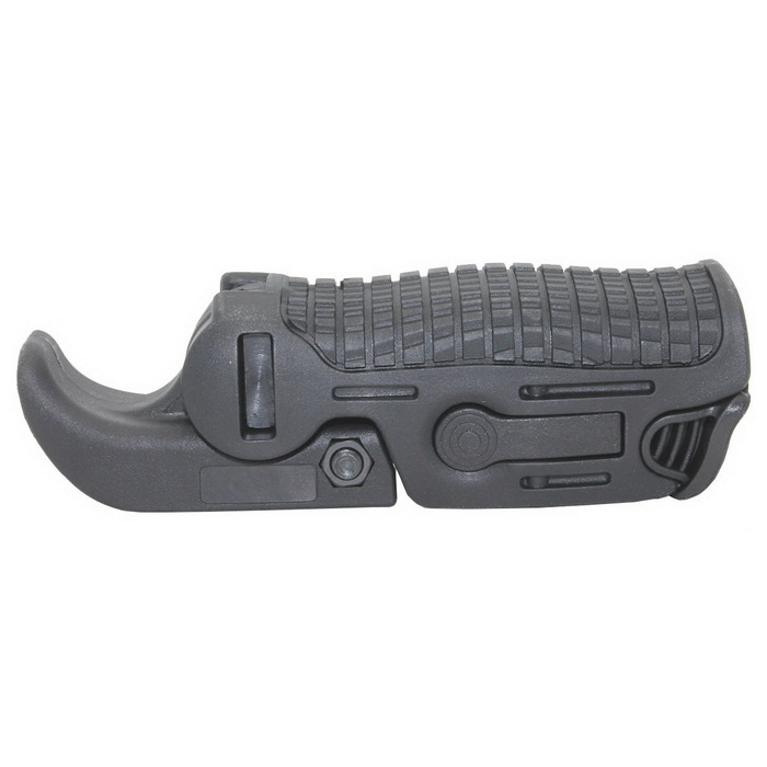 FAB Defense Tactical Weaver Picatinny Folding Grip Foregrip - Black