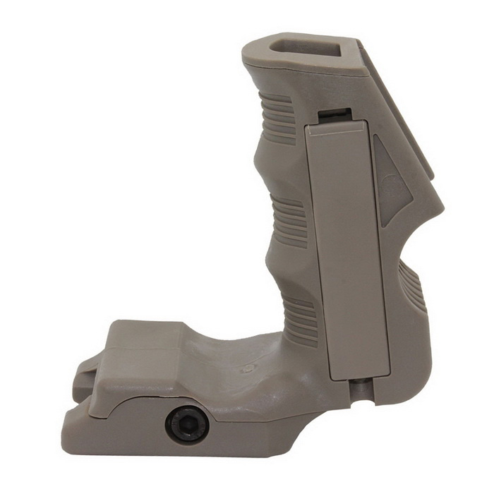 CAA Tactical Wrap Foregrip Vertical Wrap - Mud Color