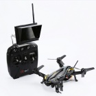 Camera / Steady Rise Mode / Manual Mode / 2.4G / 4-Channel / 6 Axis Gyro / RTF