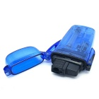Outdoor Sport Tempo impermeabile Gas Lighter - Sapphire