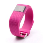 "TW64S 0,49 ""Bluetooth Smart Watch / Heart Rate Monitor - Dark Pink"