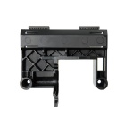 Kit stampi in plastica Staffa per stampante Makerbot 3D - Nero