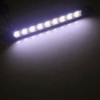 JIAWEN 4W flexible COB LED-Voiture-Tagfahrlicht (dc 12V / 2PCS)