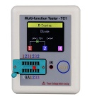 Colorful Display Multi-functional TFT Backlight Transistor Tester