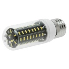 HONSCO E27 7W 72-4014 SMD LED Warm White Corn Bulb Light (AC 110V)