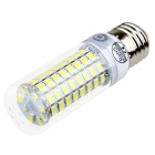 ZIQIAO YM5789 E27 9W 89-SMD LED Cold White Light Bulb Corn Lamp