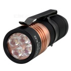 MANKER E14 Nichia 219B 4-LED 1400lm Neutral White lanterna-preto