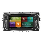 Full HD Touch Screen Car DVD Player GPS Navigation for Ford Mondeo