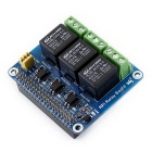 Waveshare RPi Relay Board for Raspberry Pi A+/B+/2B/3B - Blue