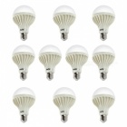 YouOKLight YK0031 E27 3W Cold White LED Bulb Lamps (220V / 10PCS)