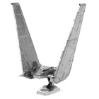 DIY 3D Puzzle Model Assembling Stainless Kai Luolun Command Shuttle Toy educativo