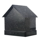 DIY House Constellations LED Star Master Night Light - Noir