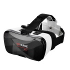 VR CASE 5Plus 3D Glasses - White + Black