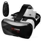 VR CASE 5plus Óculos 3D + Bluetooth Controller - Black + White