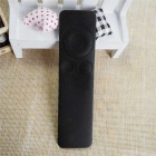 Dustproof Silicone Cover for Apple TV 3 Remote Controller - Black