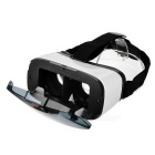 "Memo 3D Virtual Reality Glasses for 4.5~6.5"" Phones - Black + White"