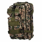 CTSmart BL008 Outdoor Sports Oxford Mochila - camuflagem Digital