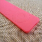 Dustproof Silicone Cover for Apple TV 3 Remote Controller - Pink