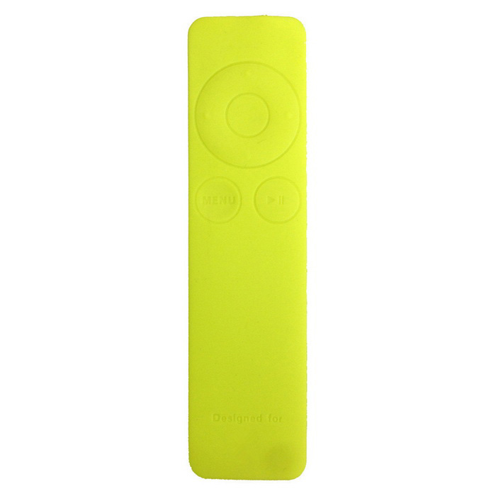 Dustproof da tampa do silicone para Apple TV 3 Controle Remoto - Verde