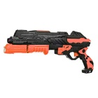 Dart Balls BB Gun Toy with Infrared Light and Flashlight Functions
