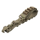 Tactical Military 2 Point Rifle Gun Sling Strap - Khaki