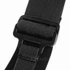 Tactical Military 2 Point Rifle Gun Sling Strap - Black