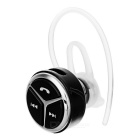 DseKai Q5 Mini In-Ear Single Bluetooth Earphone - Black + Silver
