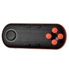 Universal Wireless BT3.0 VR Remote & Gamepad for Smartphone - Black