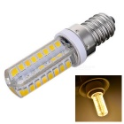 JRLED E14 5W 64-2835 SMD LED Warm White Light Corn Bulb (AC 220V)