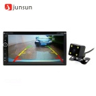 Junsun DVD Specialty Rearview Camera PAL System - Black
