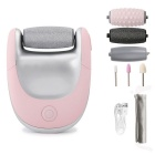 ST-L501 Electric Foot Cellus Remover - Pink + Grey