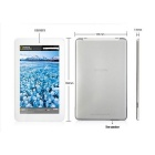 "Onda V701s 7.0 ""Android 4.4 A31s Cortex A7 Quad-Mark Tablette PC-Weiß"