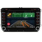 Buy 7 inch HD Car DVD Player AM, FM, Bluetooth Volkswagen Passat / Jetta Polo Caddy Skoda