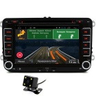 Buy 7 inch HD Car DVD Player Radio, GPS, FM/AM, BT Volkswagen Passat / Jetta Polo Caddy Skoda