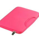"Liner Bag / sacola para Apple MacBook 12 ""- rosa escuro"
