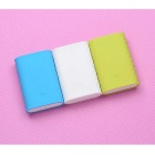 Silicone Protective Cover for Xiaomi 10000mAh Power Bank - Green