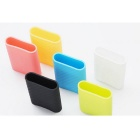 Housse de protection en silicone pour Xiaomi 10000mAh Power Bank - Noir