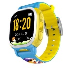 Tencent QQwatch Kids GPS Wrist Watch Phone w/ GPS SOS Call - Blue