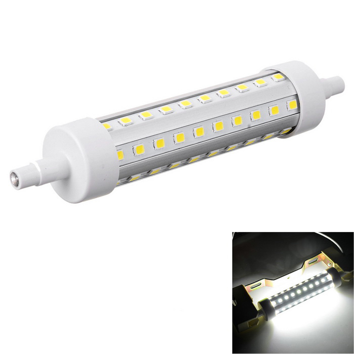 Marsing R7S 10W 800lm 60-SMD 2835 LED Cool White Light Corn Bulb