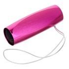 PINDO P-W300 Mini Portable Cycling Bluetooth Speaker - Dark Pink