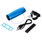 PINDO S1F Bicycle Mini Speaker w/ TF, FM Radio - Blue