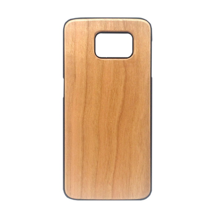 Wood + PC Back Case Cover for Samsung Galaxy S6 - Light BrownOther Cases<br>Form  ColorWoodQuantity1 DX.PCM.Model.AttributeModel.UnitMaterialOthers,Wood + PCShade Of ColorBrownStyleBack CasesDesignSolid ColorAuto Wake-up / SleepNoPacking List1 * Case<br>