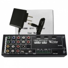 Wiistar WS_M001 Multi-functional HDMI Converter Switch - Black + White
