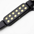 12-Hole Magnetic Acoustic Guitar Pickup w/ Volume / Tune Controller