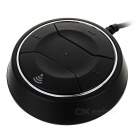 Wireless Stereo Bluetooth 4.0 Hands-free Car Kit - Black