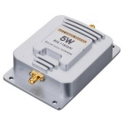 2.4GHz Wi-Fi AP Repeater 5W Bi-directional Amplifier - Silver + Black