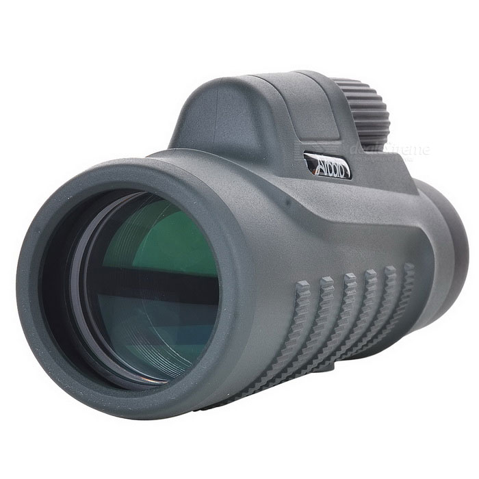 Arboro 10X 42mm Monocular - Green + Black