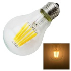KWB E27 12W 12-LED Filament Candle Bulb Lamp Warm White Light 1000lm
